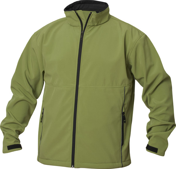 CLIQUE SOFTSHELL HEREN