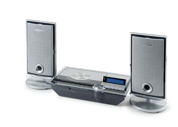 MINI STEREO MP3/CD SPELER