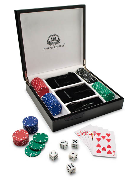 HAMBOURG POKER SET