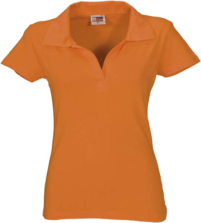 HAWAII ORANJE DAMES POLO