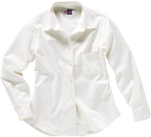 DALLAS LADIES TWILL BLOUSE