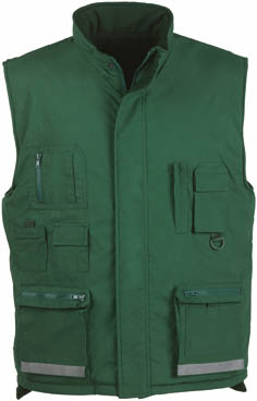 DALBY REVERSIBLE WORKWEAR BODYWARMER