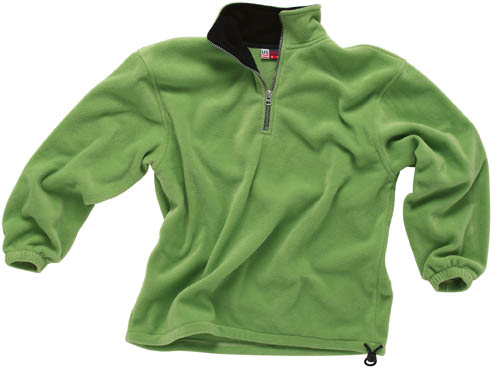 TAOS FLEECE ZIP SWEATER