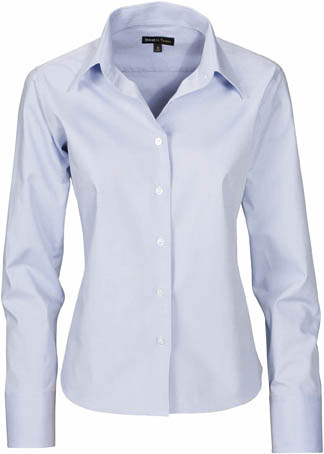 CHAMBRAY BLOUSE DAMES