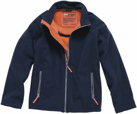 BONDED FLEECE JACK