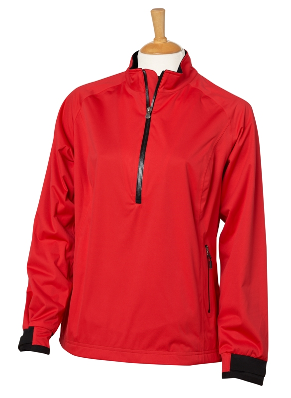 WEATHERTEC ELITE HALF ZIP LADIES