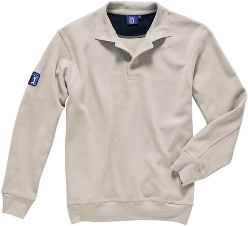CLUB POLO SWEATER