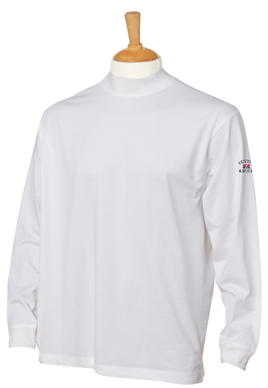 DRYTEC LONG-SLEEVE VISION MOCK